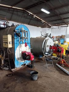sewa water boiler jakarta